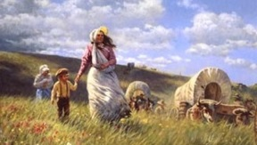Pioneer Woman on plains.jpg