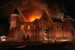 Provo Tabernacle Burning.jpg