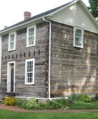 Hugh White Home/Homestead