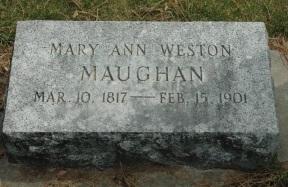 Mary Ann Maughan gravestone.jpg