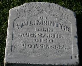 Willaim McIntyre gravestone.jpg