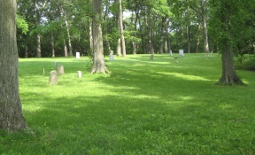 Old Nauvoo Burial Ground