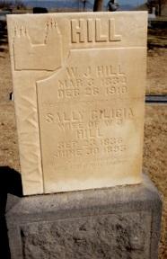 William James Hill gravestone.jpg