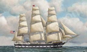 The ship  Fidelia