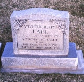 Sylvester Earl gravestone.jpg