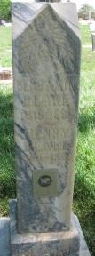 Benjamin Frederick Blake gravestone.jpg