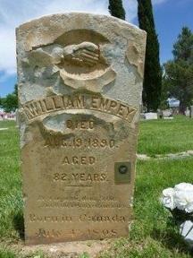William Adam Empey gravestone.jpg