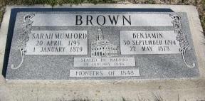 Benjamin Brown gravestone.jpg