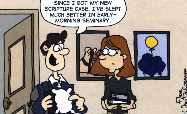 Mormon Life,  p. 45