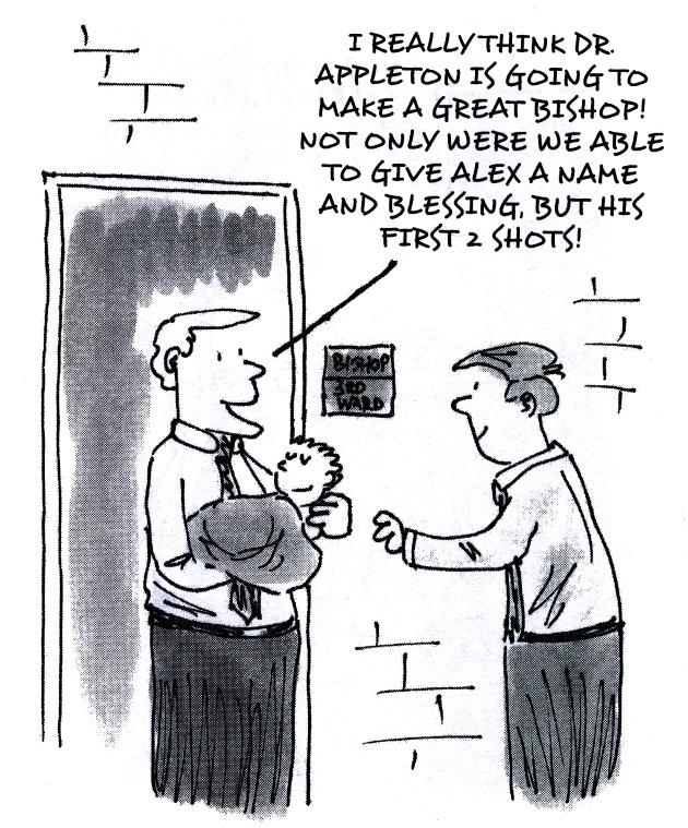 So, You're a Bishop? , p. 6