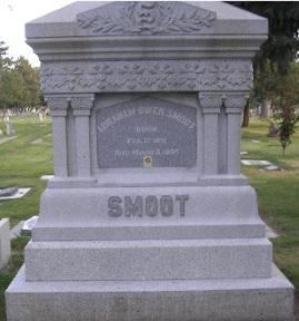Abraham o. Smoot gravestone.jpg