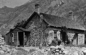 John Rowe Moyle home in Alpine