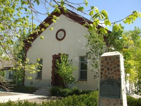 Grantsville First Ward Meetinghouse