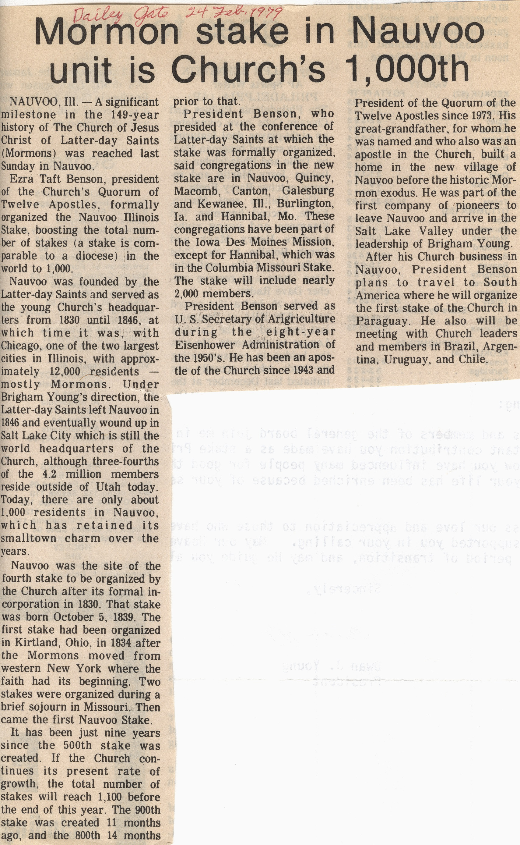 Newspaper Daily Gate City 24 February 1979.jpg