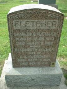 Charles Eugene Fletcher gravestone.jpg