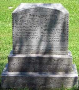 Asahel Smithh, Jr. gravestone.png