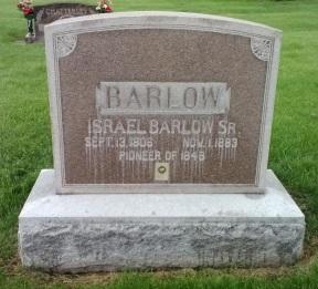 Israel Barlow gravestone.jpg