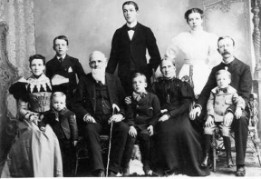 Part of Franklin D. and Jane Richards family