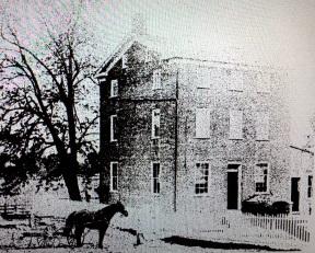 Yearsley-Baird Home in Nauvoo