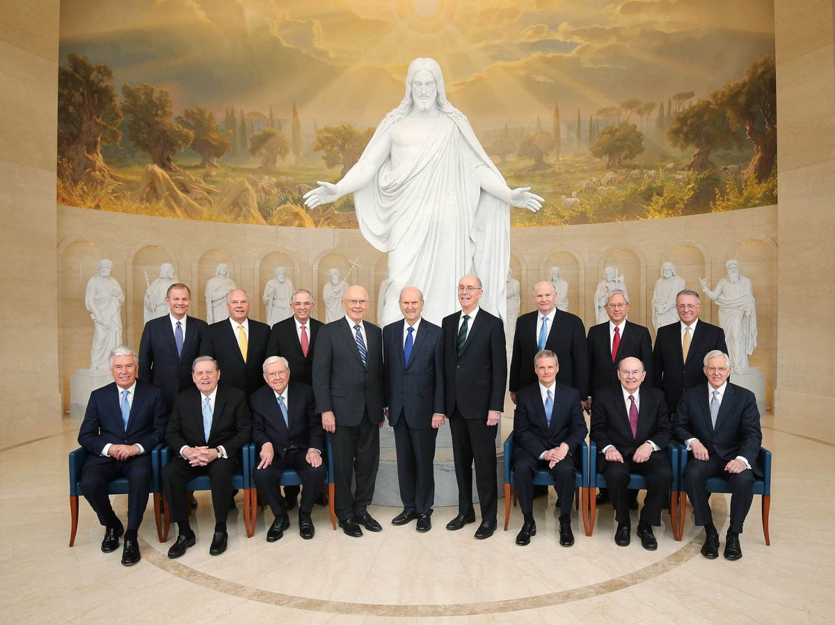 First Presidency and Quorum of the Twelv Rome visitor's center March 11 2019 (2).jpg
