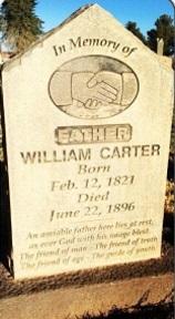William Carter gavestone.jpg