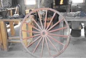 Blacksmith shop - This is the Place State Park