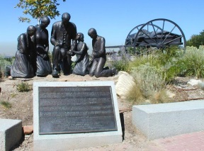 This is the place handcart monument.jpg