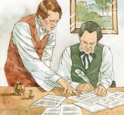 Oliver and Joseph translating.jpg
