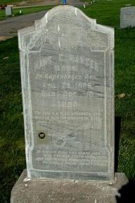 Hans Christian Hansen gravestone.jpg