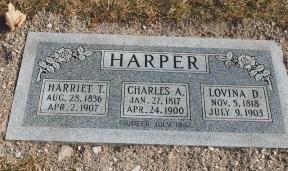 Charles Alfred Harper gravestone.jpg