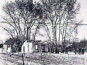 Adobe home in Holliday