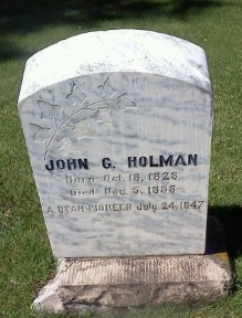 John Greenleaf Holman gravestone.jpg