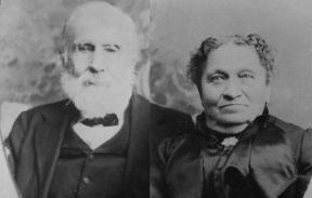 Conrad and Anna Benz Kleinman