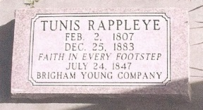 Tunis Rappleye gravestone 2.jpg