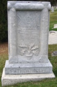 Benjamin William Rolfe gravestone.jpg