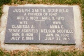 Joseph Smith Scofield gravestone.jpg