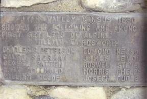 Roswell Stevens, Jr. Alpine Pioneer Marker.jpg