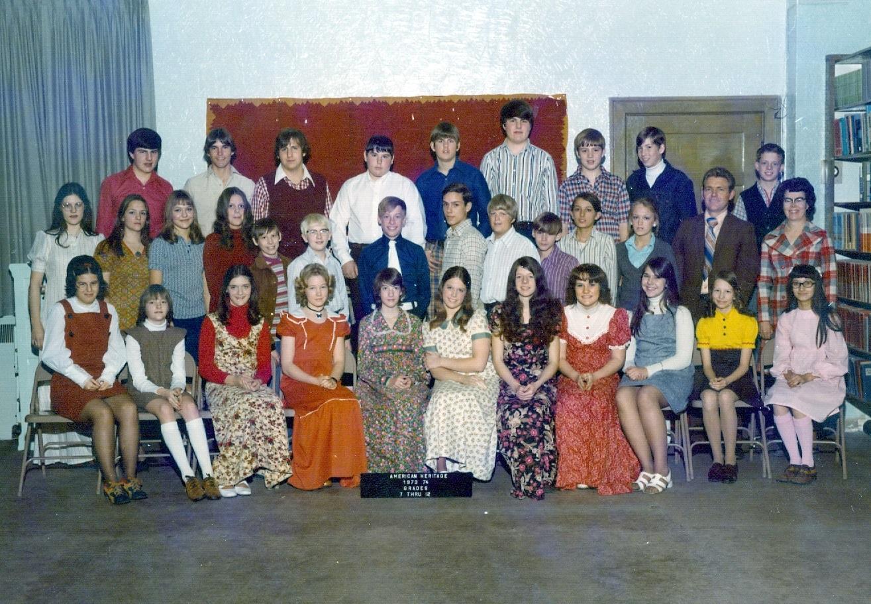 7th Grade - 1973-1974 - American Heritage School.jpg