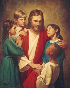 Jesus - children.jpg
