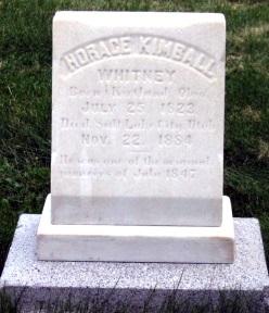 Horace K. Whitney gravestone.jpg