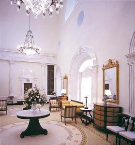 Nauvoo Temple Celestial Room