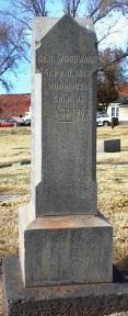 George Woodward gravestone.jpg