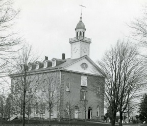Kirtland  Temple with cemetery in background.jpg
