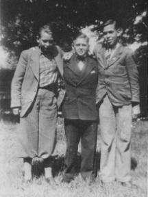 Rudolph Wobbe, Helmuth Hubener, Karl-Heinz Schnibbe