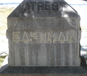 Ozro French Eastman gravestone.jpg