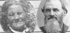 Ozro and Mary Etta Eastman