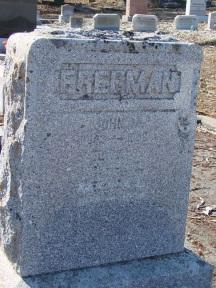 John M. Freeman gravestone.jpg
