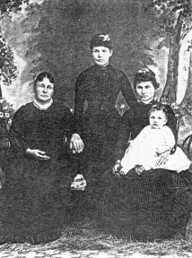 Mary and her family