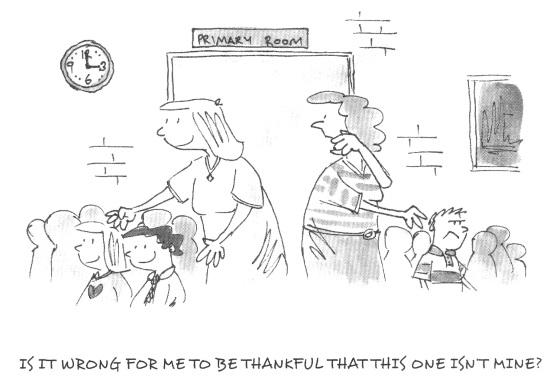 So, You're a Primary Teacher!,  p. 21