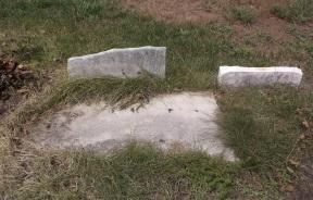 Marcus B. Thorpe marker.jpg